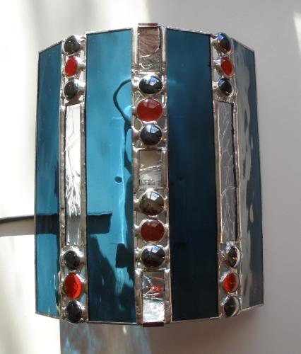 Applique en Vitrail Tiffany
