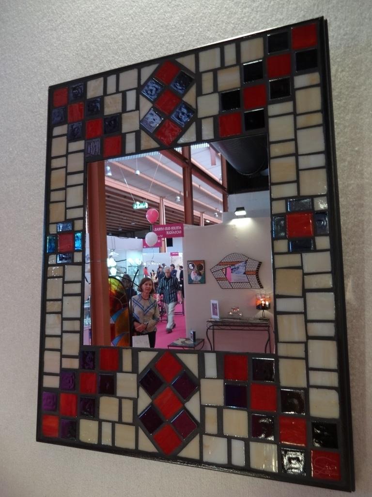 Miroir En rouge et noir_SVM