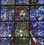 Vitrail Notre Dame de Reims - XIII siècle