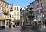 Brignoles - Place Caramy