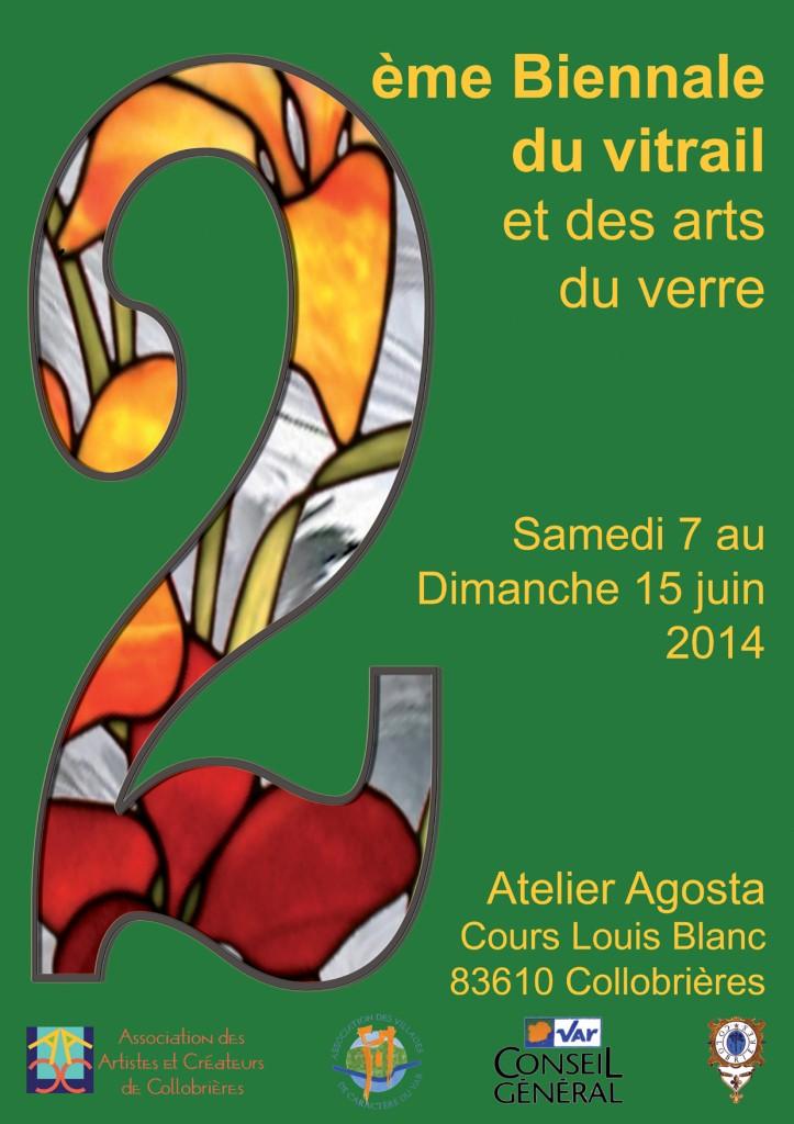 2ème Biennale du Vitrail Collobrières