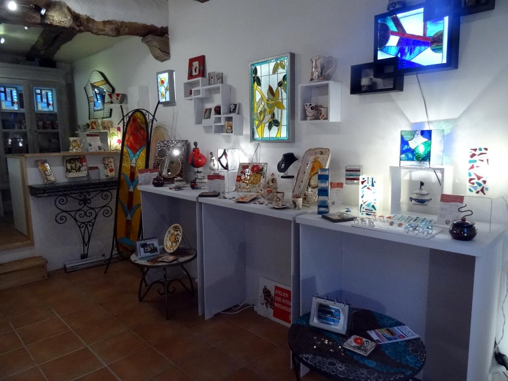 Atelier-Boutique Sud Vitrail Mosaïque