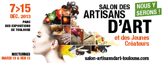 Salon des Artisans d'Art Toulouse