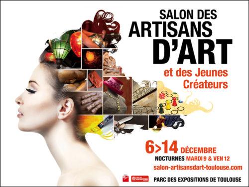 Salon des Artisans d'Art de Toulouse 2014