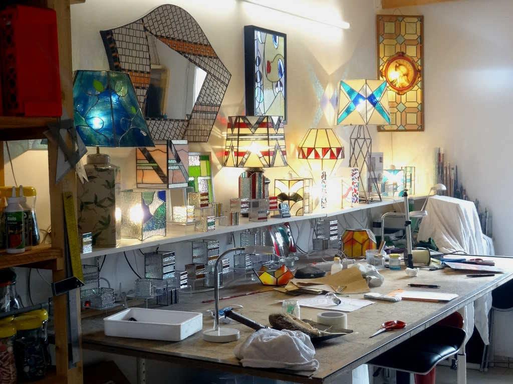 Atelier Sud Vitrail Mosaïque à Brignoles 83170 (Var)