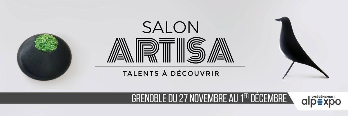 Salon Artisa 2019 - Sud Vitrail Mosaïque