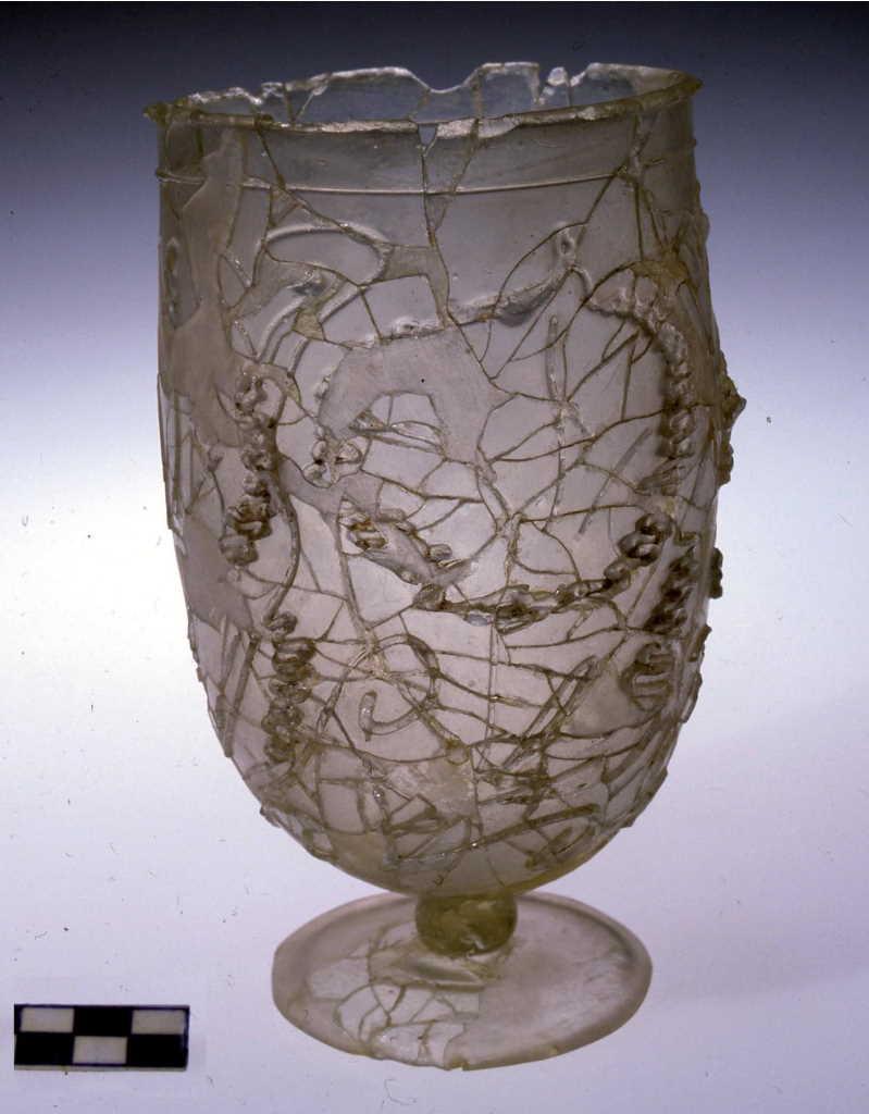 Verre Antiquité gréco-romaine